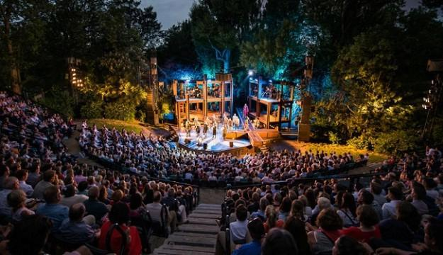 Evita's revived at the Open Air Theatre