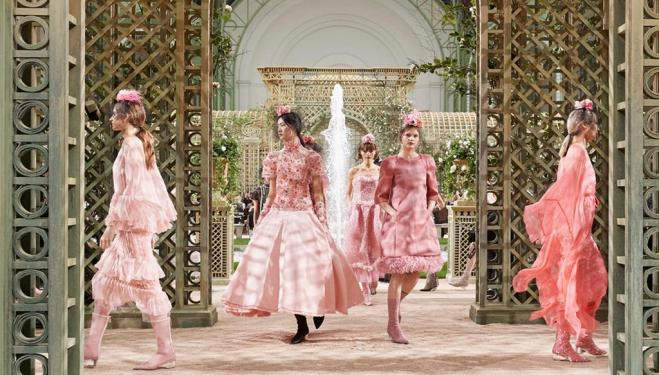 Netflix doc spotlights Chanel Spring 2018 Collection