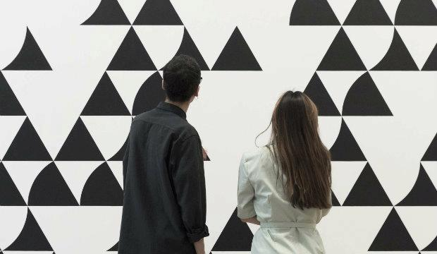Bridget Riley honoured with major retrospective