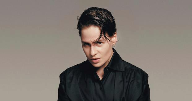 Headliner Christine and the Queens