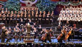 Glory of Christmas at the Barbican