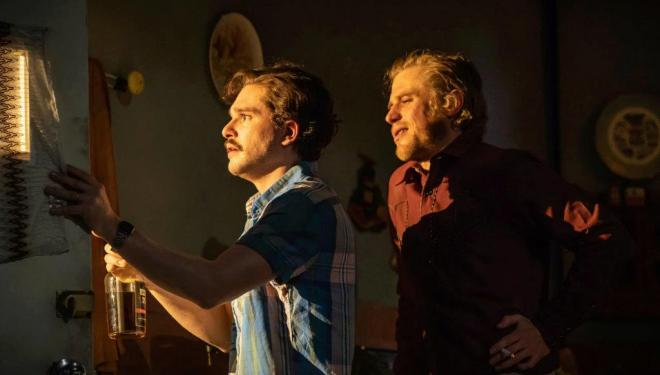 Johnny Flynn and Kit Harington: True West, Vaudeville Theatre