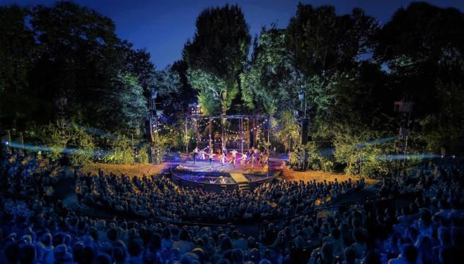 A Midsummer Night's Dream, Regent's Park Open Air Theatre