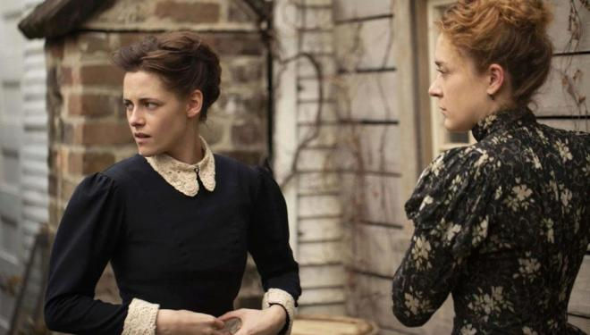 Kristen Stewart and Chloë Sevigny take on a murderous piece of history