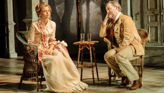 Uncle Vanya, Hampstead Theatre review