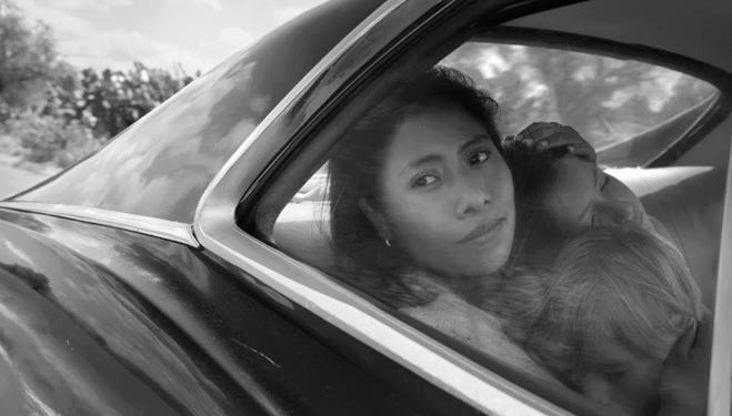 Roma, on Netflix this weekend