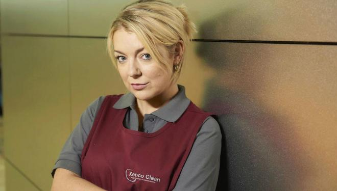 Sheridan Smith talks Cleaning Up