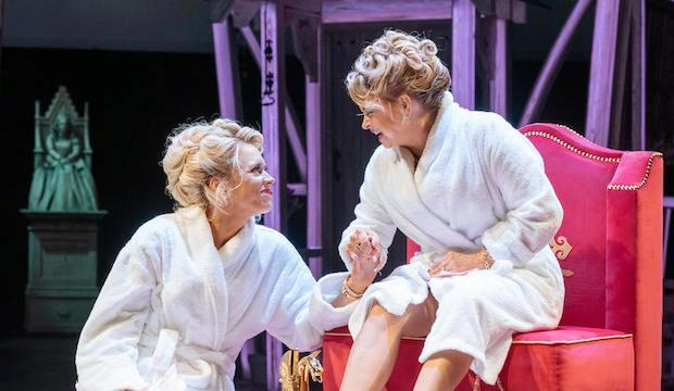 The Merry Wives of Windsor, Barbican Theatre review