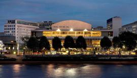 The Royal Festival Hall is the home of the London Philharmonic Orchestra