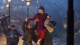Mary Poppins returns - and we couldn't be happier
