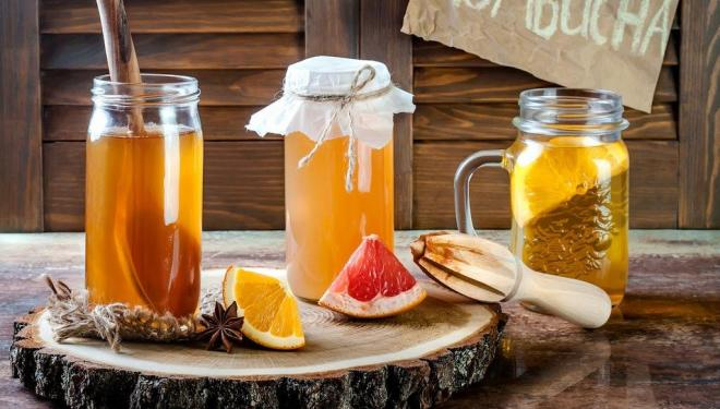 The rise and rise of kombucha