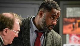 Idris Elba in Luther series 5, BBC One