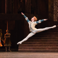 The Royal Ballet, Romeo and Juliet, Steve McRae as Romeo (c) ROH 2013 Johan Persson