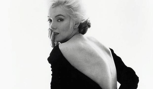 Best London gallery exhibitions to see this winter. Image: 'Looking Over Shoulder', Marilyn Monroe, 1962, Bert Stern