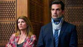 Sharon Horgan and Rob Delaney in Catastrophe series 4, Channel 4