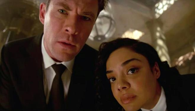 The Men in Black are coming back this summer