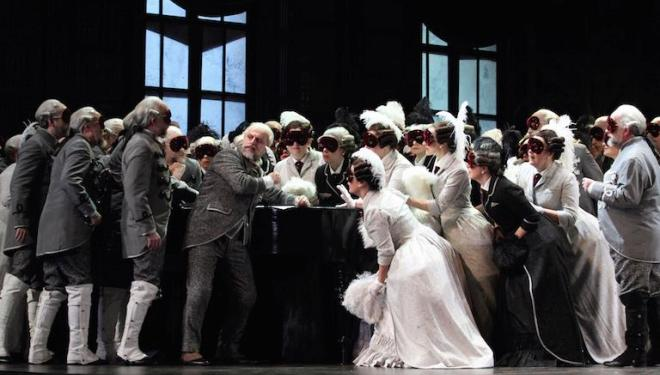 The Queen of Spades review , Royal Opera House