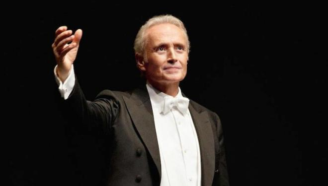Jose Carreras has captivated audiences for 55 years. Photo: Franz Meumayr