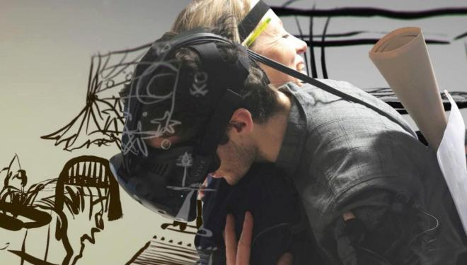 Draw Me Close: VR Theatre comes to London