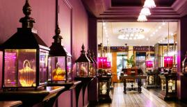 Mariage Freres: London tea shops