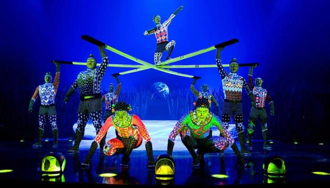 Cirque du Soleil returns to the Royal Albert Hall