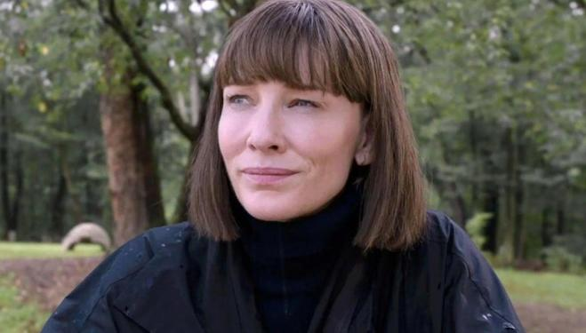 Cate Blanchett in Where'd You Go, Bernadette?