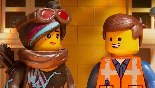 Everything is awesome again with The LEGO Movie 2