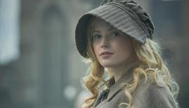Ellie Bamber in Les Miserables, BBC