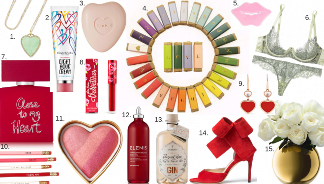 St Valentine's Day Gift Guide