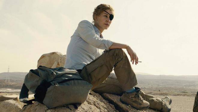 A Private War: Rosamund Pike is Marie Colvin