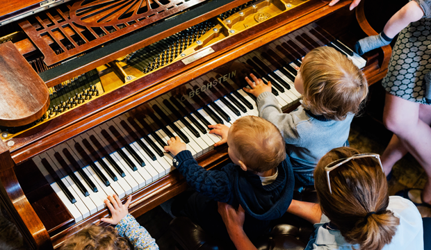 How to instil a love of music in your children