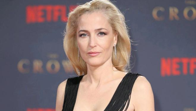 Gillian Anderson will play Margaret Thatcher in The Crown season 4