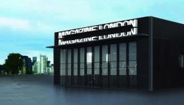 Magazine London, Greenwich Peninsula