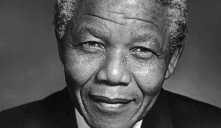 Nelson Mandela was born in 1918