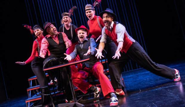 Showstopper! The Improvised Musical is back