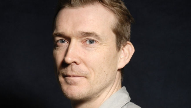Author David Mitchell: his work spans continents, centuries and genres