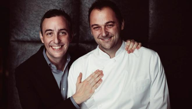Will Guidara and Daniel Humm opening new restaurant at Claridge's