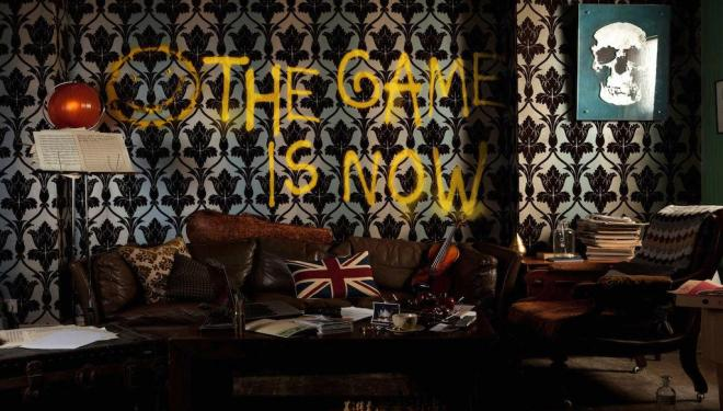 The Game is Now: Sherlock escape room review