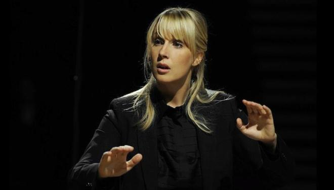Conductor Sofi Jeannin appears in the Barbican's György Ligeti weekend