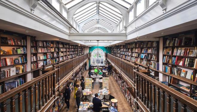 Bookworms book now for Daunt Books Spring Festival