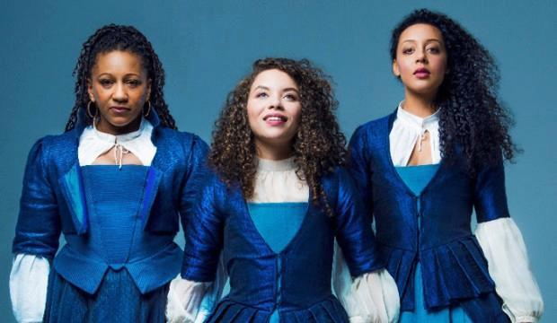 Sell-out Emilia takes the stage at the Vaudeville Theatre