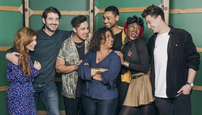 & Juliet: Cast of the new West End musical