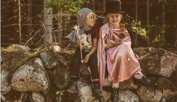 Out of the (dressing up) box fancy dress ideas for kids