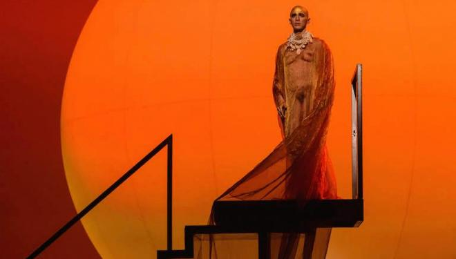 Akhnaten review , English National Opera