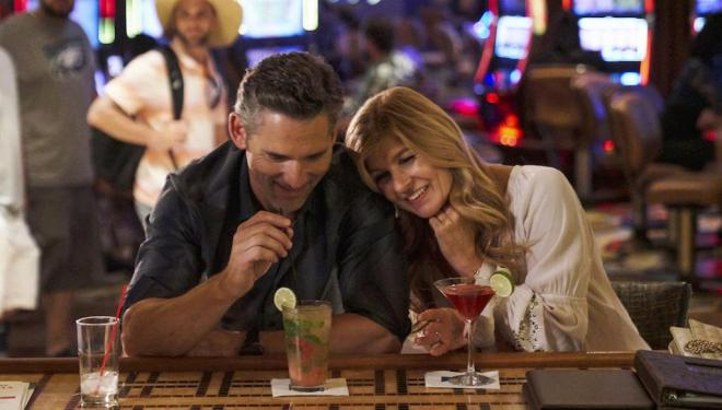 Eric Bana and Connie Britton in Dirty John, Netflix