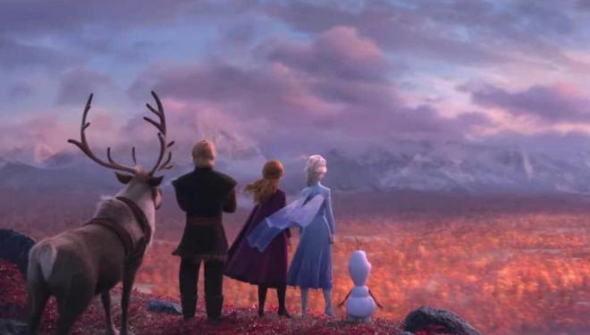 Frozen 2 has dropped its first trailer
