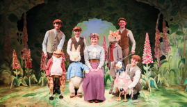 Where Is Peter Rabbit? brings Beatrix Potter's favourite characters to life