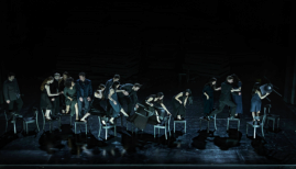 TanzTheater Wuppertal Pina Bausch, Since She (c) Julian Mommert