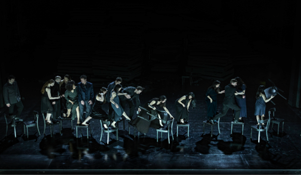 New Work from the Pina Bausch Company