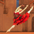 Marianela Nuñez in The Royal Ballet's Don Quixote (c) ROH Johan Persson